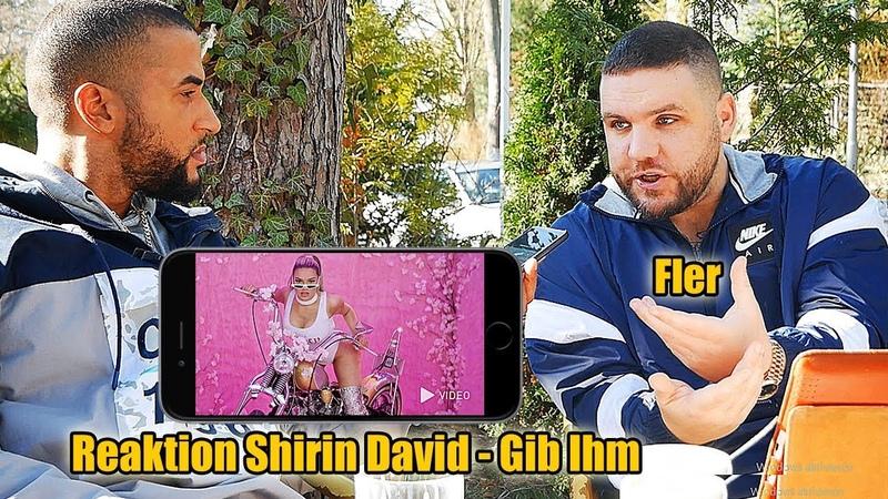 FLER über Bushidos Polizei Akte, Live Reaktion Shirin David - gib ihm Flache Erde - Leon Lovelock