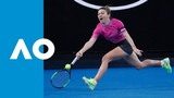 CPA Shot of the Day Simona Halep Australian Open 2019