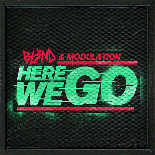 DJ BL3ND альбом Here We Go