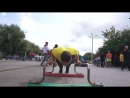 19.08 - Россфит соревнования на фестивале Территория развлечений ЗАКАМСК