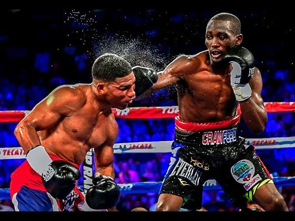 Terence Crawford vs Yuriorkis Gamboa - Highlights (Good Fight, Great KNOCKOUT)