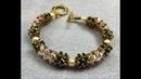 Crystal Splendor Bracelet Jewelry Making Tutorial