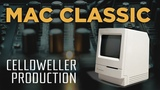 Celldweller Production Mac Classic Upgraded with 2GB SD Card