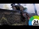 Белорусский офицер спас уронившего гранату рядового - МИР 24