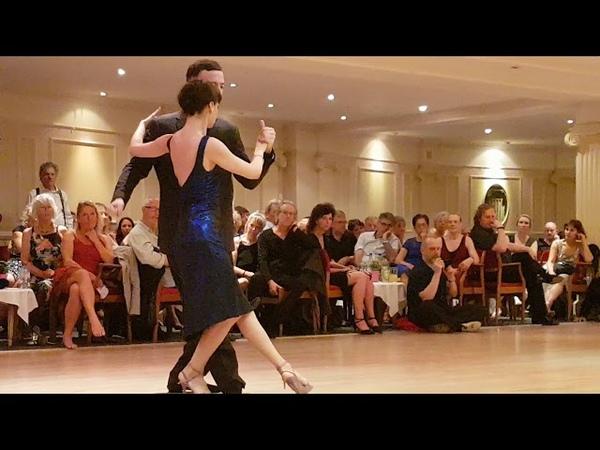 Veronica Toumanova Benjamin Solano perform in Devon, 44