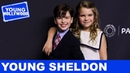 Iain Armitage Obsesses Over Freddie Mercury David Bowie with Young Sheldon Cast