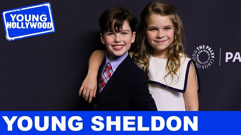 Iain Armitage Obsesses Over Freddie Mercury David Bowie with Young Sheldon Cast!