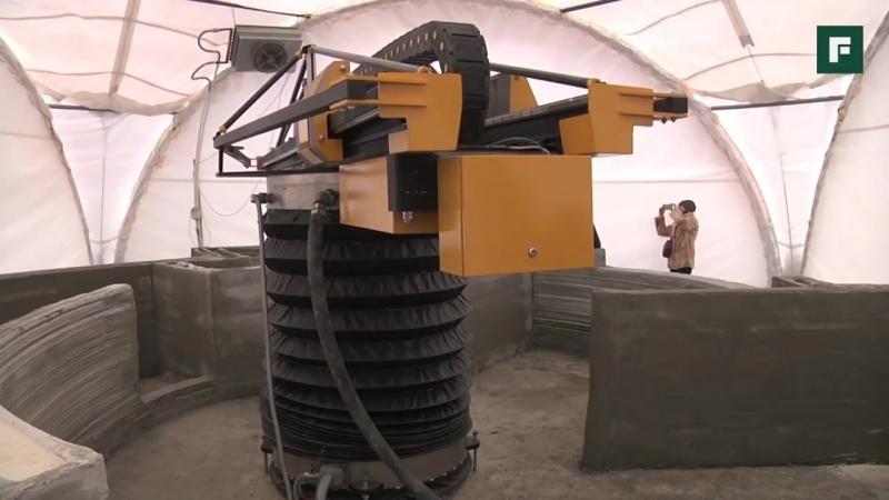 Печать дома на 3D принтере. Новые технологии строительства __ FORUMHOUSE (1)