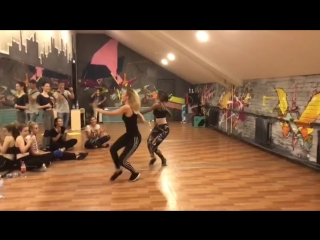 Vogue Femme Choreo by Kseniya & Jenna (Collaboration Class)