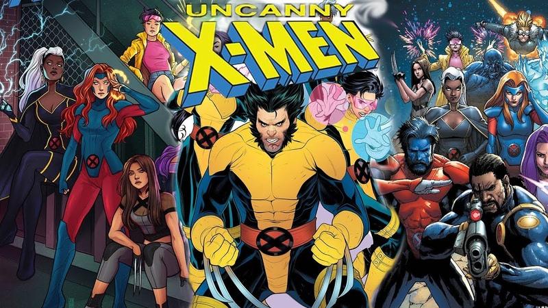ГЛОБАЛЬНЫЙ ОБЗОР UNCANNY X-MEN 1: УНИЖЕНИЕ АПОКАЛИПСИСА!