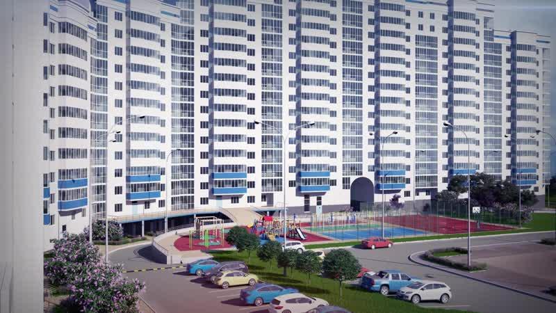 Волга-Сити. Трейлер проекта