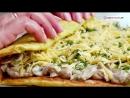 Кабачковый рулет с грибами | Больше рецептов в группе Кулинарные Рецепты