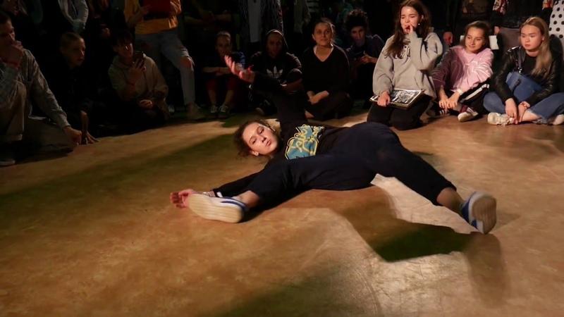 URBAN DANCE AREA by BATTLE PROJECT | JAM-BATTLE TUSA | HIP-HOP SEMIFINAL | ANDY vs VIKOKS