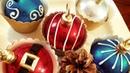 Cupcakes de esferas ,ornaments cupacakes tutorial