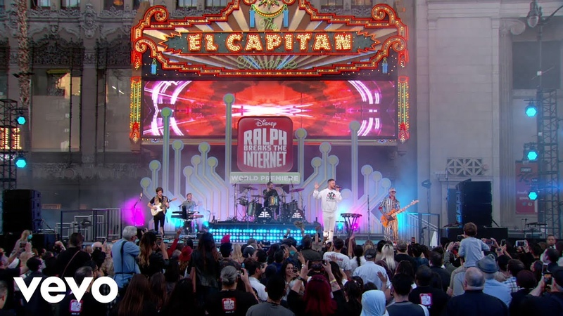 Zero (Live From Jimmy Kimmel Live!2018From the Original Motion Picture Ralph Breaks ...