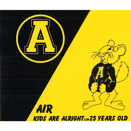 Air альбом Kids Are Alright
