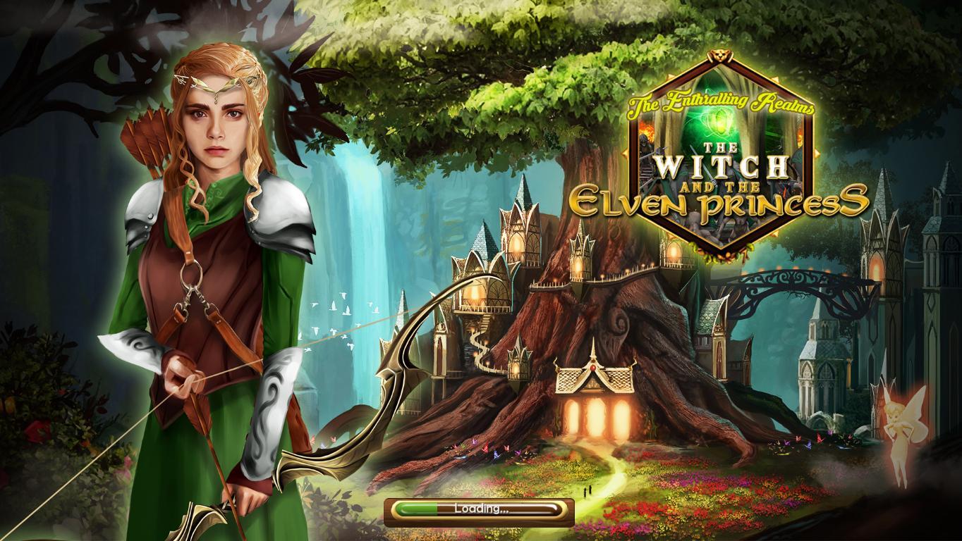 Захваченные Королевства 4: Ведьма и Эльфийская Принцесса | The Enthralling Realms 4: The Witch and the Elven Princess (En)