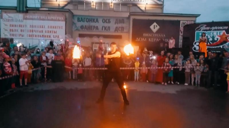 Фестиваль волшебных шаров Копейск 23.06