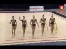 Сборная команда России - 5 обручеймногоборье 22.05013.70, 8.35