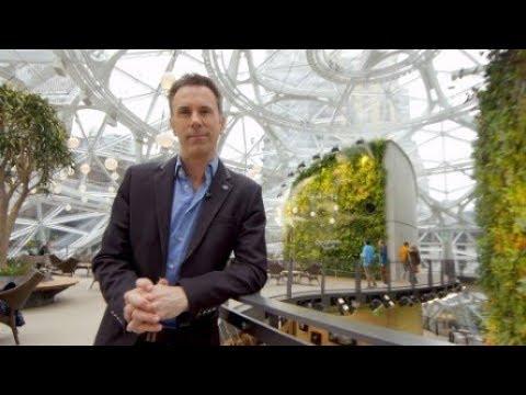 Inside Amazons Seattle HQ - BBC Click || BBC Click