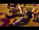 Нападение с ножом на студента из  Питера.