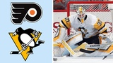 Pittsburgh Penguins vs. Philadelphia Flyers EXTENDED HIGHLIGHTS 21119 NBC Sports