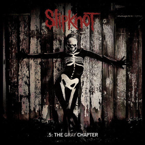 Slipknot - .5 The Gray Chapter (Deluxe Edition) (2 CD)