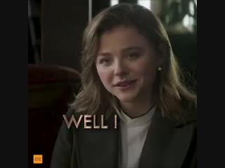 A chance encounter... or was it @chloegmoretz and isabelle huppert star in the new thriller greta.