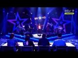 Алика Милова исполняет песню группы Aerosmith