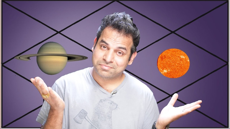 Sun Saturn prediction at age 33 in Vedic Astrology secrets
