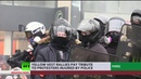 Act 12: Yellow Vests march through Paris honoring injured protesters