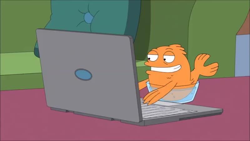American Dad - HTML, CSS, JS