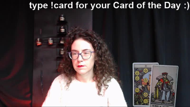 Ruth Morgan Tarot ~ Card of the Day