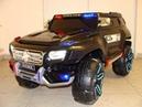 Обзор Детский Электромобиль Mercedes E333KX Police