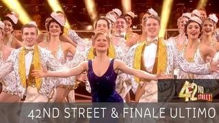 42nd Street & Finale Ultimo | 42nd Street | Olivier Awards 2018