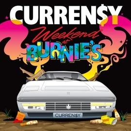 Curren$y альбом Weekend At Burnie's