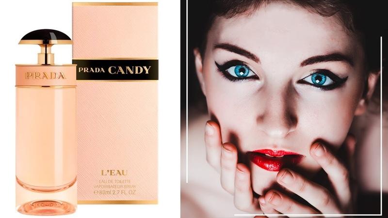 Prada Candy L eau Прада Кэнди Ле - обзоры и отзывы о духах