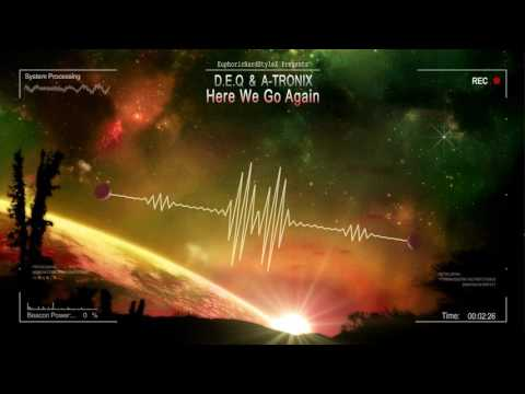 D.E.Q A-Tronix - Here We Go Again [HQ Free]