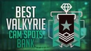 BEST INVISIBLE Valkyrie Camera Spots - BANK