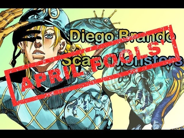 Diego Brando - Scary Monsters (JJBA Musical Leitmotif)