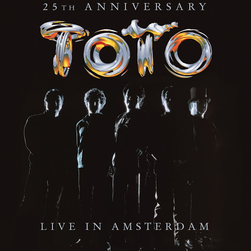 Toto альбом Live In Amsterdam