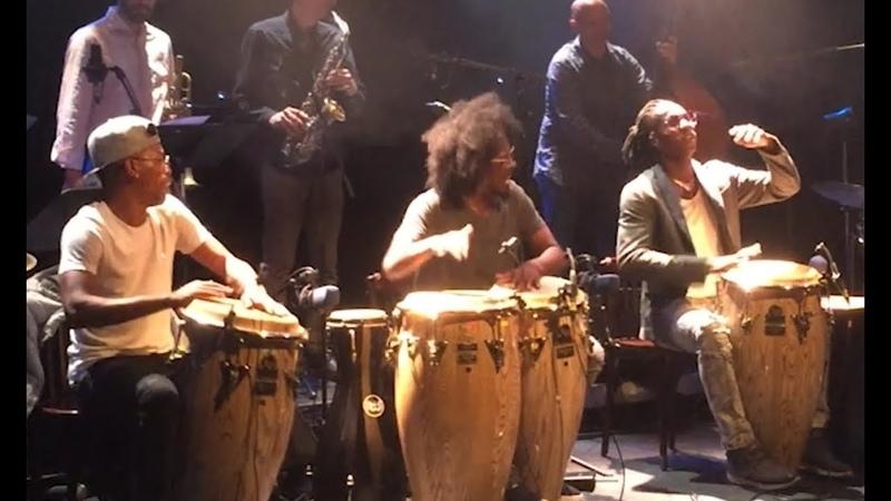 Machito || ¿Que Vola? || Trio Peligroso d'Osain del Monte || Congas || JazzRumba || Paris