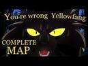 You're wrong Yellowfang! - COMPLETE MAP