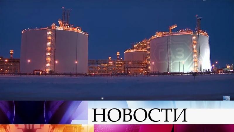 Дмитрий Медведев принял участие в запуске «Ямал СПГ» на полную проектную мощность.