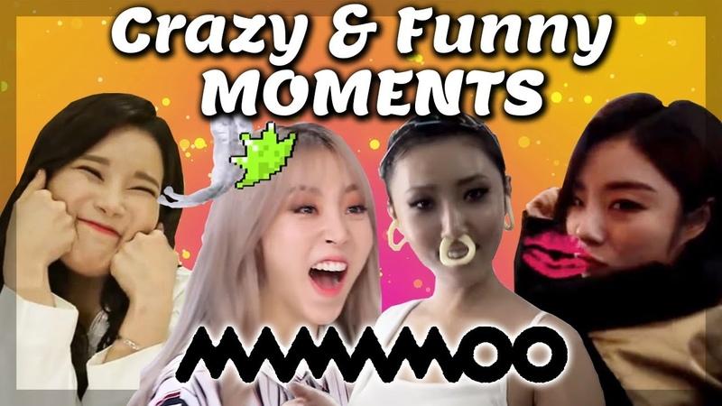 Mamamoo 마마무 Crazy Moments Solar Moonbyul Wheein Hwasa