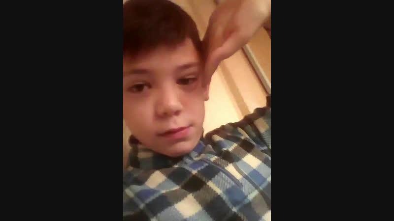 Матвей Хвостиков - Live