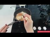 домашняя соленая карамель
