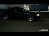 Audi a4 B5 and replica Vossen r17