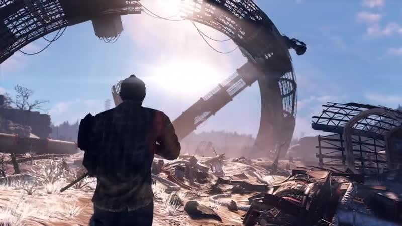 Игра Fallout 76 - Русский трейлер (E3 2018, Субтитры) » Freewka.com - Смотреть онлайн в хорощем качестве