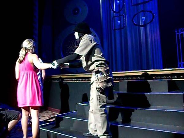 6/4/11 JabbaWockeeZ Las Vegas Pre-Show 2